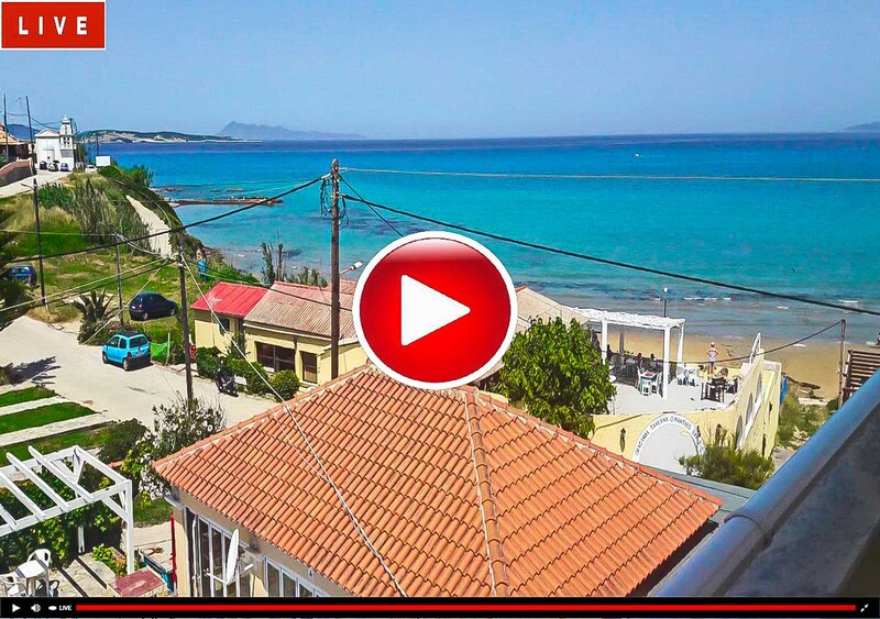 Webcam Agios Stefanos  CORFU