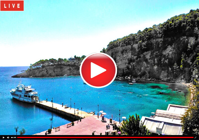 Webcam Alonissos Port