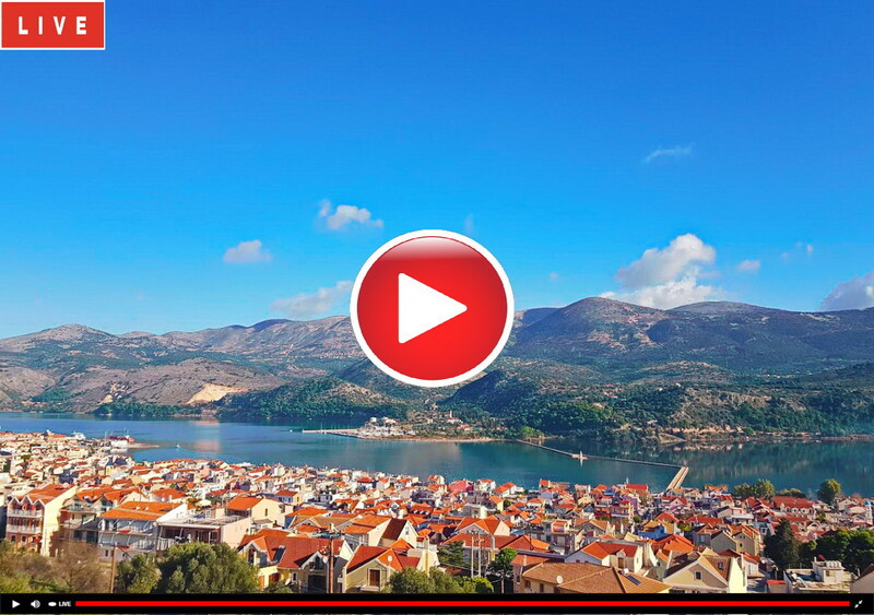 Webcam Argostoli Panorama