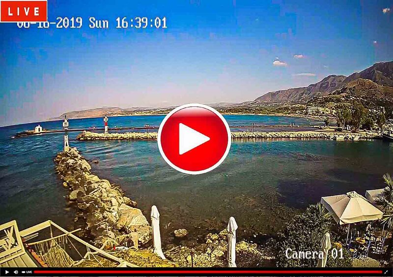 Webcam Georgioupolis Crete