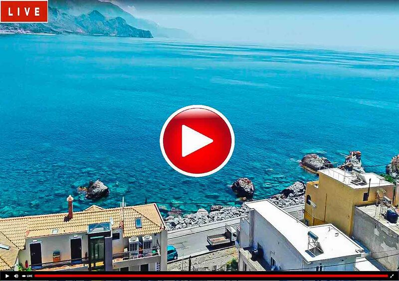 Webcam Kissamos, Crete