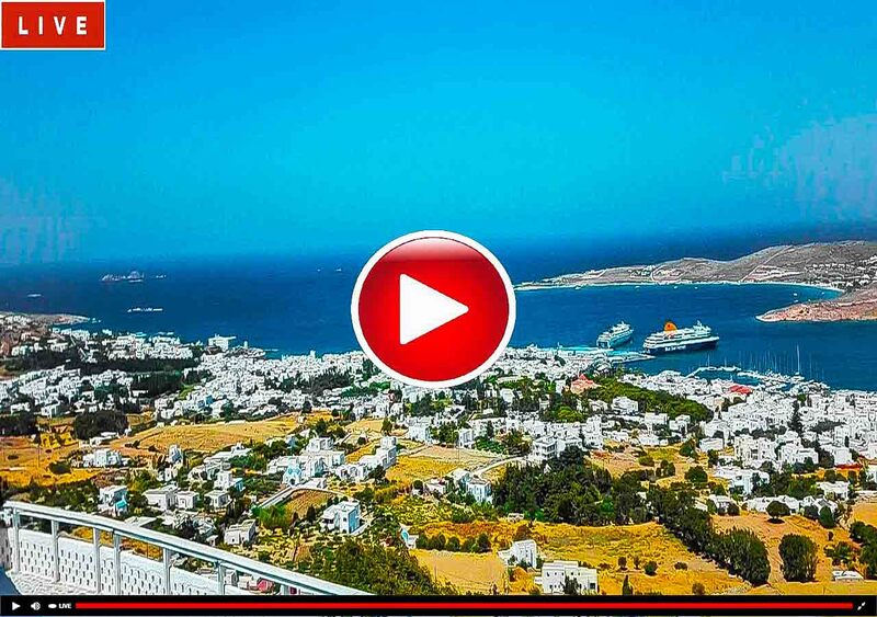 Webcam Paros Port