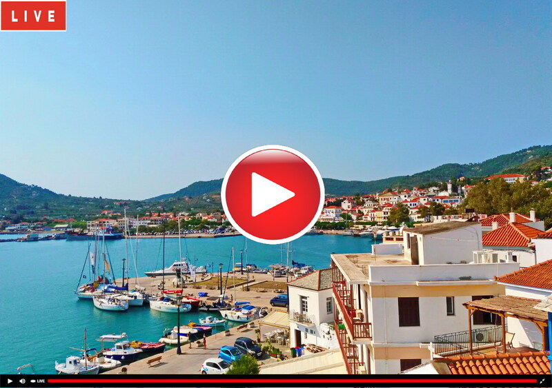Webcam SKOPELOS Port