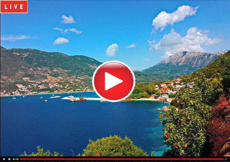 Webcam Vasiliki, Lefkada
